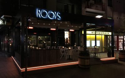 Terrass Verwarming   Genk De ROOTS